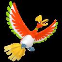 Modèle de Ho-Oh - Pokémon GO