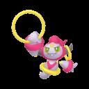 Modèle de Hoopa - Pokémon GO