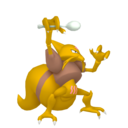 Modèle de Kadabra - Pokémon GO