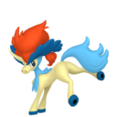 Modèle de Keldeo - Pokémon GO