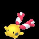 Modèle de Korillon - Pokémon GO