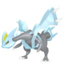 Modèle de Kyurem - Pokémon GO