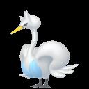 Modèle de Lakmécygne - Pokémon GO