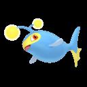 Modèle de Lanturn - Pokémon GO