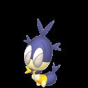 Modèle de Larvadar - Pokémon GO