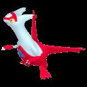 Modèle de Latias - Pokémon GO