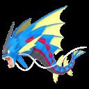 Modèle de Méga-Léviator - Pokémon GO