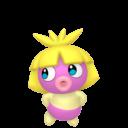 Modèle de Lippouti - Pokémon GO