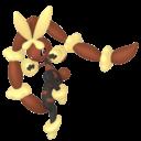 Modèle de Méga-Lockpin - Pokémon GO