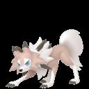 Modèle de Lougaroc forme Diurne - Pokémon GO