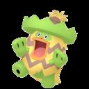 Modèle de Ludicolo - Pokémon GO
