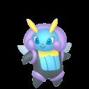 Modèle de Lumivole - Pokémon GO
