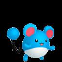 Modèle de Marill - Pokémon GO