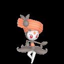 Modèle de Meloetta forme Danse - Pokémon GO