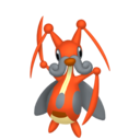 Modèle de Mélokrik - Pokémon GO