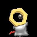 Modèle de Meltan - Pokémon GO