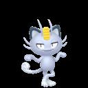 Modèle de Miaouss d'Alola - Pokémon GO