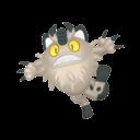 Modèle de Miaouss de Galar - Pokémon GO