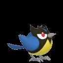 Modèle de Minisange - Pokémon GO