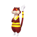 Modèle de Miradar - Pokémon GO
