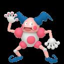 Fiche Pokédex de M. Mime / Mr. Mime