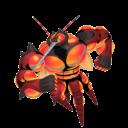 Modèle de Mouscoto - Pokémon GO