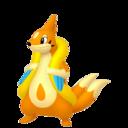 Modèle de Mustéflott - Pokémon GO