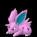 Modèle de Nidoran♂ - Pokémon GO
