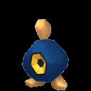 Modèle de Nodulithe - Pokémon GO