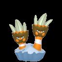 Modèle de Opermine - Pokémon GO