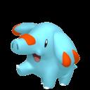 Modèle de Phanpy - Pokémon GO