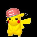 Pikachu Casquette Alola