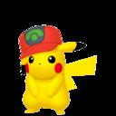 Pikachu Casquette Hoenn