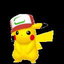 Pikachu Casquette Partenaire