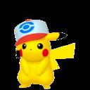 Modèle de Pikachu Casquette Unys - Pokémon GO