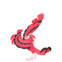 Plumeline forme Flamenco