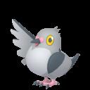 Modèle de Poichigeon - Pokémon GO