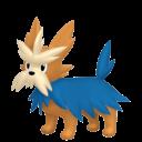Modèle de Ponchien - Pokémon GO