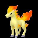 Modèle de Ponyta - Pokémon GO