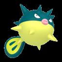 Modèle de Qwilfish - Pokémon GO
