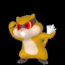 Modèle de Ratentif - Pokémon GO