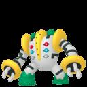 Modèle de Regigigas - Pokémon GO