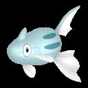Modèle de Rémoraid - Pokémon GO