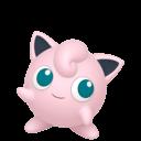 Modèle de Rondoudou - Pokémon GO