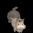 Modèle de Rongourmand - Pokémon GO