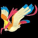 Modèle de Méga-Roucarnage - Fiche Pokédex