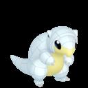 Modèle de Sabelette d'Alola - Pokémon GO