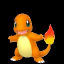 Modèle de Salamèche - Pokémon GO
