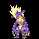 Modèle de Salarsen forme Aigüe - Pokémon GO
