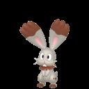 Modèle de Sapereau - Pokémon GO
